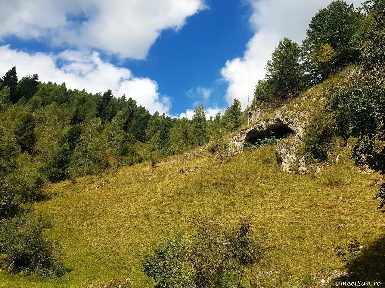 Peștera Coacăzei / Gaura Sbârcioarei